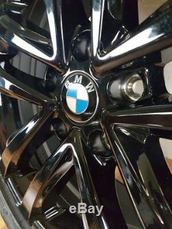 BMW X1 F48 Ukl XS F2X Jantes en Alliage Ensemble de Roues Roues D'Été 19 Rdci