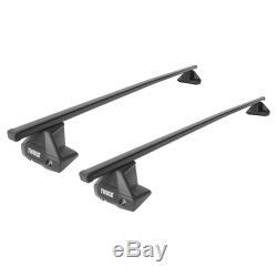 Barres de toit acier pour BMW Mini Cooper F55/F56 Thule SquareBar NOTICE
