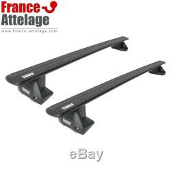 Barres de toit aluminium Thule WingBar EVO pour BMW Mini Clubman type F54 NOTICE