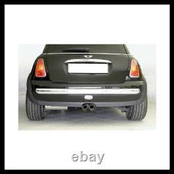 Bastuck Échappement Sport Racinganlage Hors Catégorie BMW Mini R50 One 1.6l 1.4l