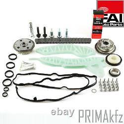 Fai Chaîne de Distribution Kit Pour BMW 1er Citroen C4 C5 Peugeot 308 Mini R55