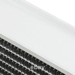 High Flow Race Radiateur Rad Aluminum Pour Bmw Mini One Cooper 01-06 1.6 Aircon