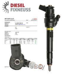 Injecteur BMW 116d 118d 316d 318d 7798446 7798447 7812881 0445110289 0445110601