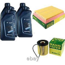 Inspection Set 5L Pour BMW Huile Twinpower 5W-30 Mann Mini R50 R53 64030316