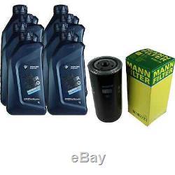 Inspection Set 8 L pour BMW Huile Twinpowerturbo 5W-30 + Mann 3er Compact E