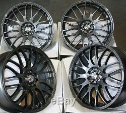 Jantes en Alliage X4 17 G Alcar Motion 4x100 BMW Mini R50 R52 R55 R56 R57 R58