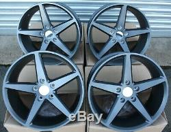 Jantes en Alliage X4 18 GM 5 Spoke pour BMW 1 3 Série E81 E82 E87 E88 F20 F21