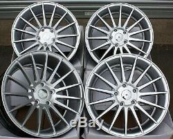 Jantes en Alliage X4 18 Multi 120 pour BMW E36 Mini Countryman Paceman Jc
