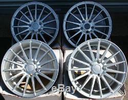 Jantes en Alliage X4 18 S Multi 120 pour BMW 1 3 Série E81 E82 E87 E88 F20 F21