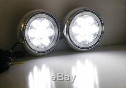 LED Lumières Bar Feux Avant Aspect Phare pr BMW Mini Cooper R55 56 57 58 59 60 B