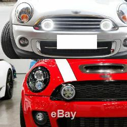 LED Lumières Bar Feux Avant Aspect Phare pr BMW Mini Cooper R55 56 57 58 59 60 C
