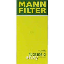 Mann Filtre Paquet mannol Filtre à Air Mini Mini F56 Cooper D One F55 Pour BMW