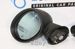 Mini Extérieur Miroir Verre Chauffé Gauche Droite Cap Mirror Cooper One F55 F56