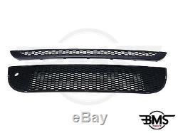 NEUF BMW Mini Aéro / JCW Aéro Grille Pare-Choc KIT DE GARNITURE R50 R52 R53 JCW
