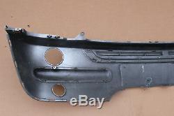 ORIGINAL MINI COOPER ONE R50 R52 Pare-chocs avant devant Pare-chocs 6800130