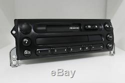 Original BMW Entreprise Mini R50 R52 R53 Dolby Radio Cassette Cooper One Radio