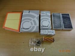 Original Mini F54 F55 F56 F57 F60 Révision / Jeu de Filtres / One + Cooper+ S