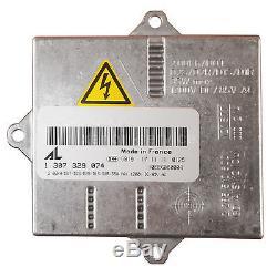 Original Xenon Xénon Ballast Steuergerät BMW 3 E46 6 1307329074 63126918593 NEUF