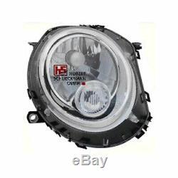 Phare à gauche BMW R56 11/06-11/10 Incl. Moteur H4 Lampes 1376312