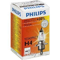 Phare avant Set BMW (BMW) R56 Année Fab. 11/06-11/10 Incl. Moteur H4 Lampes