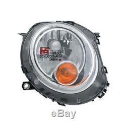 Phare avant Set BMW (BMW) R56 Année Fab. 11/06-11/10 Incl. Moteur H4 Lampes Rm8