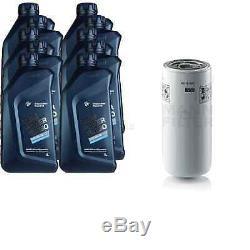 Pour BMW Huile Moteur 10l Mann Filtre à WD 13 145/3 4 Coupé F32 F82 7er E65 E66