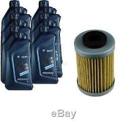 Pour BMW Huile Moteur 11l Mann Filtre à H 43/2 6er E63 X1 E84 F48 4 Gran Coupé