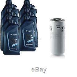 Pour BMW Huile Moteur 11l Mann Filtre à Huile WD 13 145/3 X6 F16 F86 E71 E72 Z3