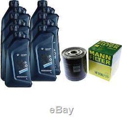 Pour BMW Huile Moteur 11l Mann Filtre à W 930/15 6er Cabriolet F12 E64 1er F20
