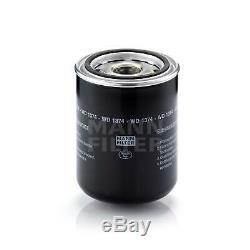 Pour BMW Huile Moteur 5l Mann Filtre à WD 1374 X3 F25 E83 6er E63 X1 E84 F48 F22
