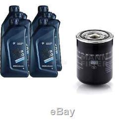 Pour BMW Huile Moteur 6l Mann Filtre à Huile WD 1374 4 Gran Coupé F36 F32 F82 2