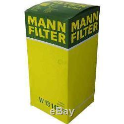 Pour BMW Huile Moteur 6l Mann Filtre à W 13 145/1 I8 I12 4 Cabriolet F33 F83 X3