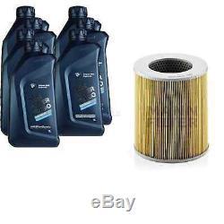 Pour BMW Huile Moteur 7l Mann Filtre H 15 111/2 Z3 Coupé E36 Z8 E52 X4 F26 E60