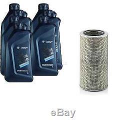 Pour BMW Huile Moteur 7l Mann Filtre H 20 440 2 Coupé F22 F87 1er E82 X4 F26 E52
