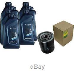 Pour BMW Huile Moteur 7l Mann Filtre à W 1374/7 Z3 Roadster E36 3er Coupé E92