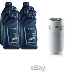 Pour BMW Huile Moteur 8l Mann Filtre WD 13 145/3 4 Cabriolet F33 F83 1er E88 I3