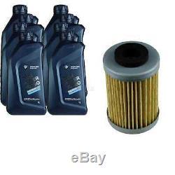 Pour BMW Huile Moteur 8l Mann Filtre à H 43/2 2 Grain Tourer F46 1er Coupé E82