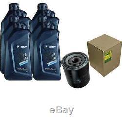 Pour BMW Huile Moteur 8l Mann Filtre à W 1374/7 2 Grain Tourer F46 6er Coupé F13