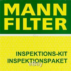 Pour BMW Huile Moteur 8l Mann Filtre à Wp 12 330 5er Touring E39 E34 F11 3 Série