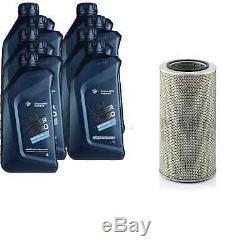 Pour BMW Huile Moteur 9l Mann Filtre H 20 440 3er Compact E46 E36 6er Coupé F13