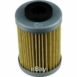 Pour BMW Huile Moteur 9l Mann Filtre à H 43/2 1er E87 F21 E81 6er E63 2 Active