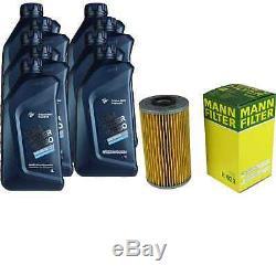 Pour BMW Huile Moteur 9l Mann Filtre à H 939 8er E31 1er Cabriolet E88 4 Coupé