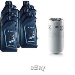 Pour BMW Huile Moteur 9l Mann Filtre à WD 13 145/3 5er Gran Turismo F07 2 Coupé