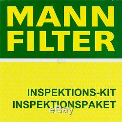Pour BMW Huile Moteur 9l Mann Filtre à W 1170/5 3er Coupé E46 E92 E36 Compact I3
