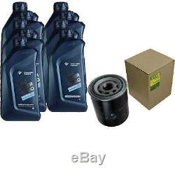Pour BMW Huile Moteur 9l Mann Filtre à W 1374/7 4 Coupé F32 F82 7er E38 F01 F02