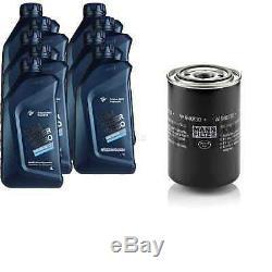 Pour BMW Huile Moteur 9l Mann Filtre à W 940/30 4 Gran Coupé F36 X3 E83 F25 6