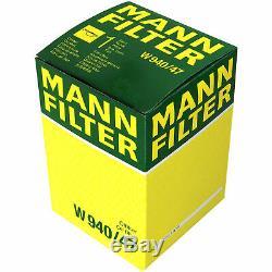 Pour BMW Huile Moteur 9l Mann Filtre à W 940/47 Z8 E52 Z3 E36 5er Touring E39