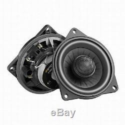 Pour BMW Mini F55 F56 2-Wege Coax Coaxial Voiture Centre Haut-Parleur Speaker