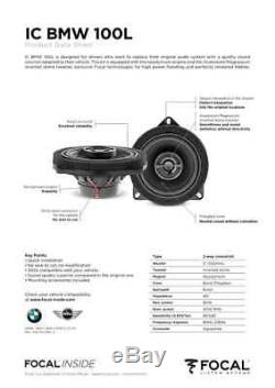 Pour BMW Mini F55 F56 F57 Haut-Parleur Portes Avant Ou Portes Arrière Arrière