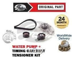 Pour BMW Mini One 1.6 Diesel 2006-2010 Tendeur Courroie Distribution Kit + Pompe